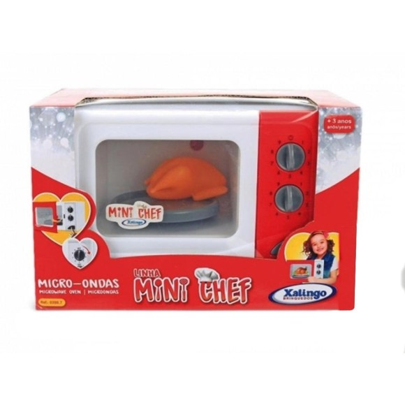 MICRO-ONDAS MINI CHEF - XALINGO