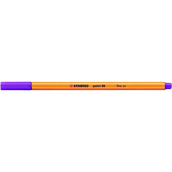 STABILO POINT 0.4MM LILAS 88/58