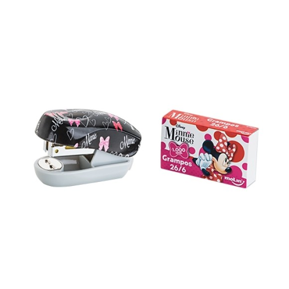 MINI GRAMPEADOR MINNIE + 1000 GRAMPOS MOLIN