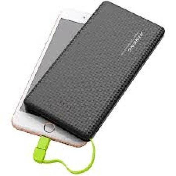 Carregador Portátil Power Bank 5000mah Pineng Slim PN-952